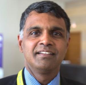 Dr Ananthakrishnan Raghuram