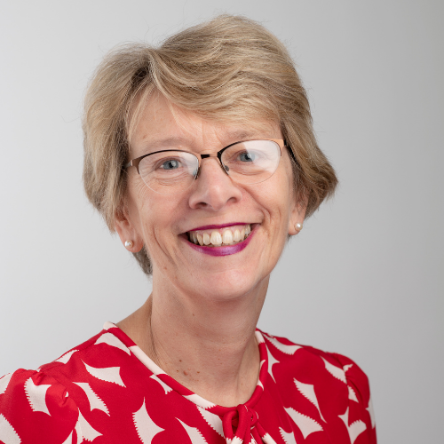 Dr Louise Wood CBE