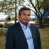 Professor Sebastian Shaji